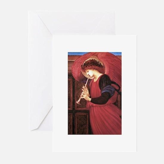 Pre-Raphealite Angel Holiday/Greeting Cards (Pk/6)