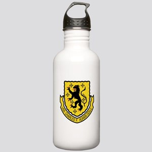 USS Charles F. Adams Arms Water Bottle
