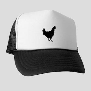 a95aa32576a Black Chicken Hats - CafePress