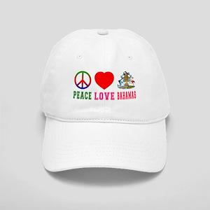 Peace Love Bahamas Cap