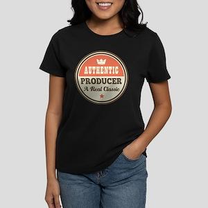 Producer Vintage Women's Dark T-Shirt