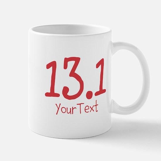 Customize RED 13.1 Mugs