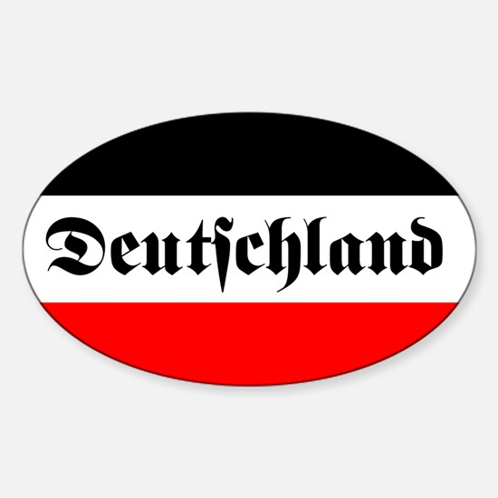 German imperial flag car decal Decal