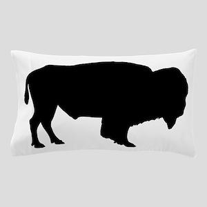 Buffalo Silhouette Pillow Case