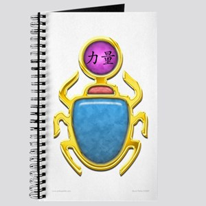 Amethyst Scarab Journal
