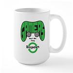 Gamers Dont Die. Mugs