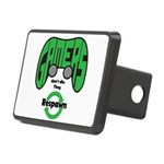 Gamers Dont Die. Hitch Cover