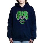 Gamers Dont Die. Hooded Sweatshirt