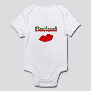 Baciami Infant Bodysuit