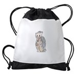 The Lacemaker Drawstring Bag
