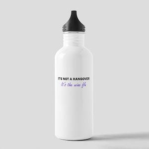 Wine Flu Sports Water Bottle