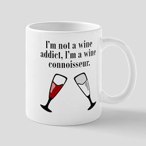 Im A Wine Connoisseur Mugs