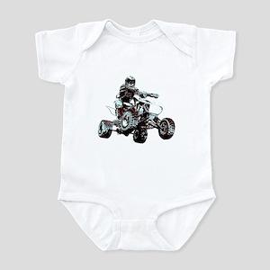 ATV Racing Infant Bodysuit