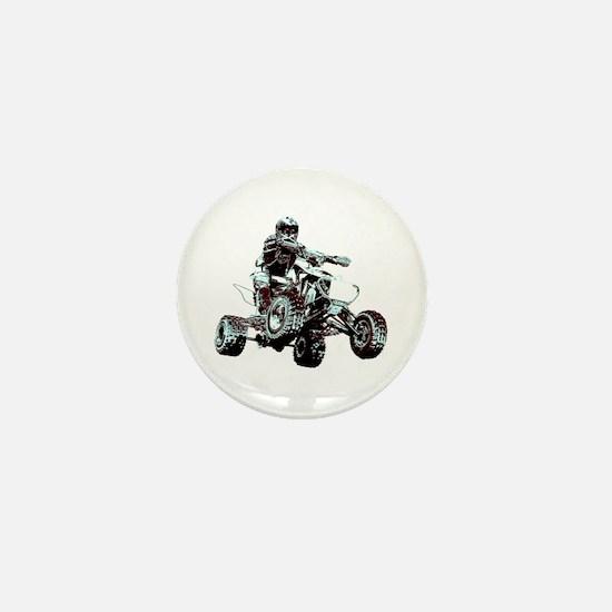 ATV Racing Mini Button