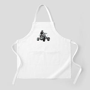 ATV Racing BBQ Apron