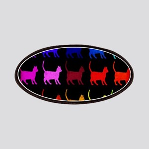 Rainbow Of Cats Patch