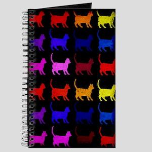 Rainbow Of Cats Journal