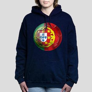 Portuguese Football Soccer Hooded Sweatshirt