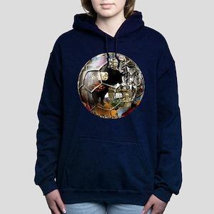 Spanish Culture Football Hooded Sweatshirt