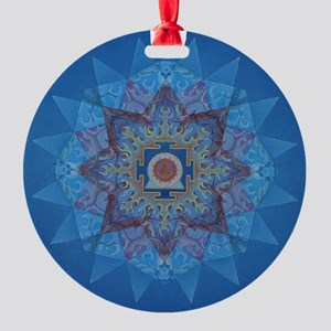 Kali Yantra-Mandala Ornament