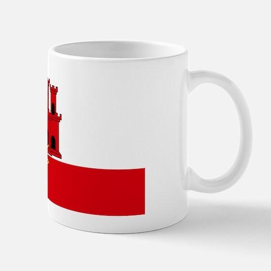 Gibraltar Flag Mug Mugs