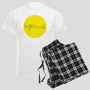 Piper J3 Cub Men's Light Pajamas