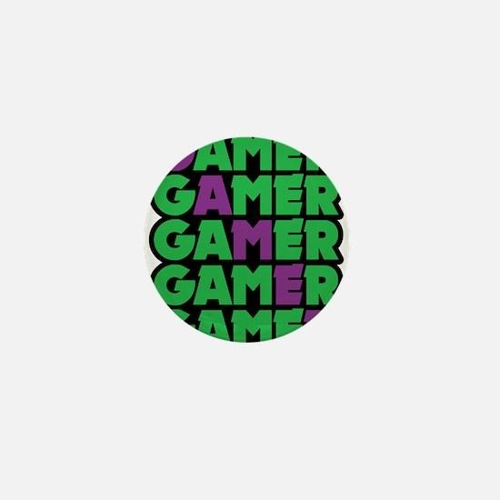 Gamer Mini Button