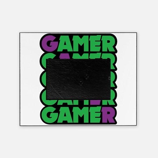 Gamer Picture Frame