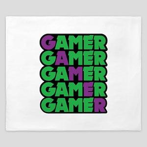 Gamer King Duvet