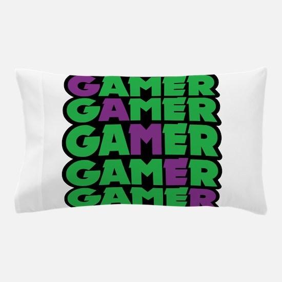 Gamer Pillow Case