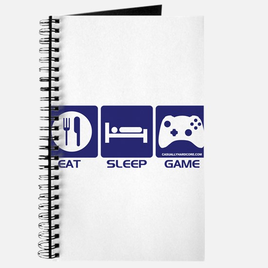 Eat Sleep Game Journal