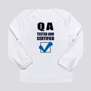 7x7_apparel_QAtested Long Sleeve T-Shirt