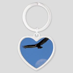 aaa Heart Keychain