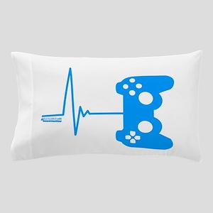 Gamer Heart Beat Pillow Case