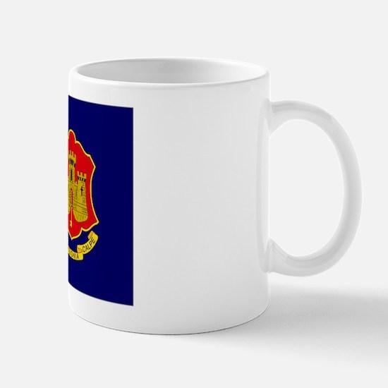 Gibraltar gov ensign Mug