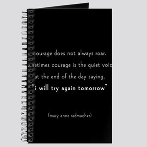 Journal Courage Journal
