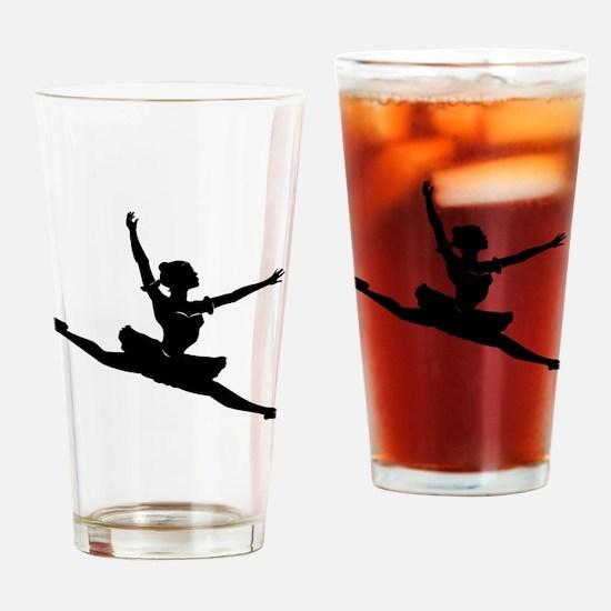 BALLET [19] Drinking Glass
