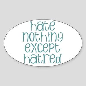 Hate Sticker