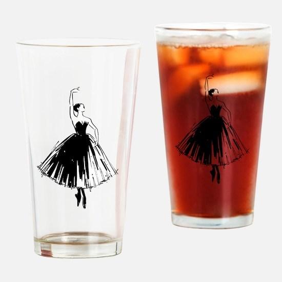 BALLET [17] Drinking Glass