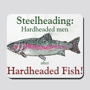 steelheading Mousepad