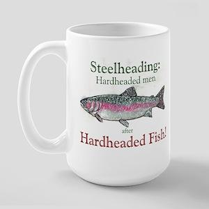 steelheading Large Mug