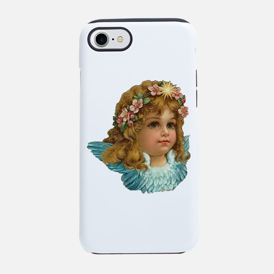 Vintage Halo Angel iPhone 7 Tough Case