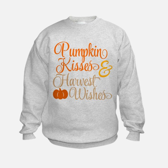 PUMPKIN KISSES Sweatshirt