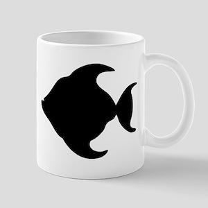 Pacu Silhouette Mugs