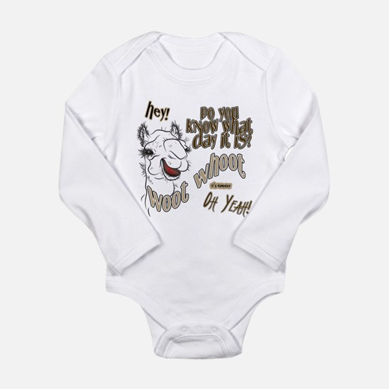 Hump Day Oh Yeah REVISED Body Suit
