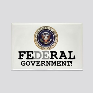 FERAL GOVERNMENT Magnets