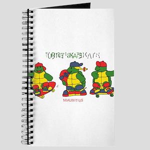 cool turtles ninja Journal