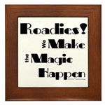 Roadies Make the Magic Happen for light products F