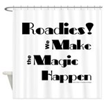 Roadies Make the Magic Happen for light products S