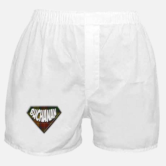 Buchanan Superhero Boxer Shorts
